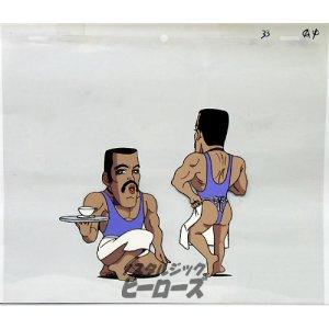画像1: 「江口寿史のなんとかなるでショ!」セル画2枚セット トーマス兄弟(1)