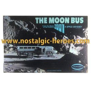画像1: 特価!オーロラ/「2001年宇宙の旅」ムーンバス プラモデル AURORA THE MOONBUS
