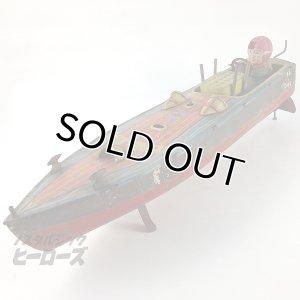 画像1: ブリキのボート SWALLOW号