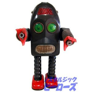 画像1: 浅草玩具/サンダーロボット