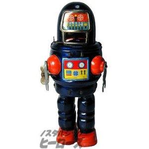 画像1: ヨネザワ/ゼンマイ歩行 ロビーロボット
