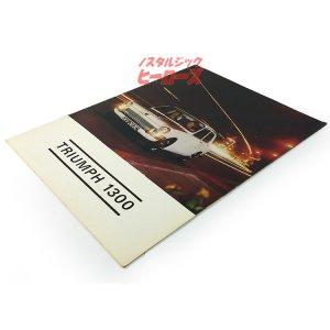 画像3: トライアンフ1300 英語カタログ