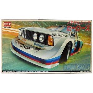 画像1: ベンホビー/「BMW 320i レーシング」1/24スケールプラモデル