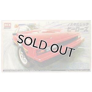 画像1: ベンホビー/「トヨタ・セリカ・スープラ(ロングビーチGPマーシャルカー)」1/24スケールプラモデル