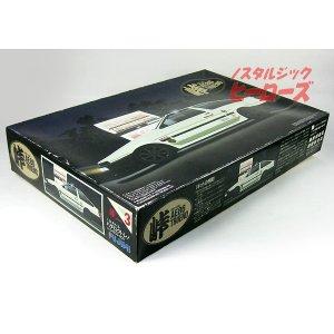 画像2: フジミ模型/峠シリーズ「ハチロクトレノ AE86TRUENO」1/24スケールプラモデル