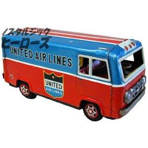 画像1: ユナイテッドエアラインバス