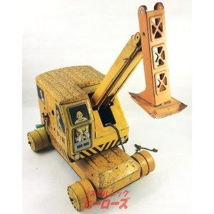 画像3: アサヒ玩具/ブリキ P&H パワーショベルカー