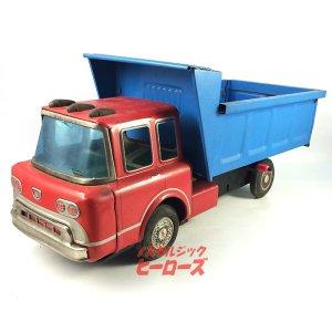 画像1: ヨネザワ/ブリキ ダンプトラック