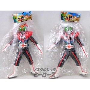 画像1: バンプレスト/「仮面ライダーストロンガー ビッグサイズソフビフィギュア」全2種セット