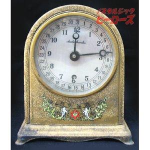 画像1: 昔の日掛け貯金箱 ほまれ貯金器