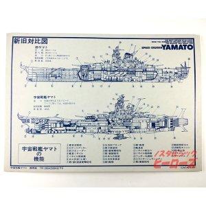 画像3: 宇宙戦艦ヤマト 画用紙