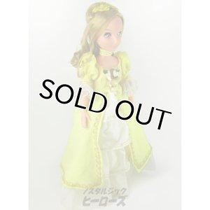 画像2: サンエートイ/ベルサイユのばら「マリー・アントワネット」ドラマドール・黄色ドレス