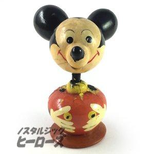 画像1: 古いミッキーマウスこけし