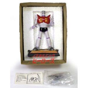画像4: 浪曼堂/東映動画スーパーロボットコレクション「機械獣ガラダK7」