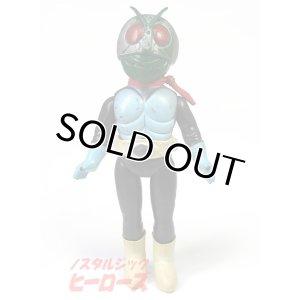 画像1: 旧バンダイ/「仮面ライダー」スタンダードサイズソフビ人形