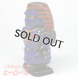 画像2: 大阪ブリキ/「ジャイアントロボミニ」ゼンマイ式人形 (ブルー)