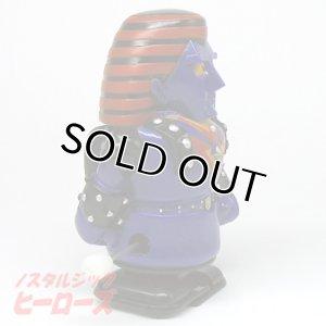 画像3: 大阪ブリキ/「ジャイアントロボミニ」ゼンマイ式人形 (ブルー)