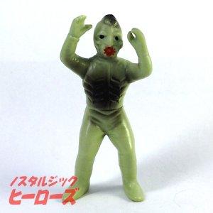 画像1: 仮面ライダー怪人「さそり男」ミニソフビ人形