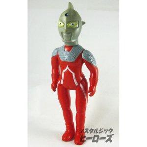 画像2: ブルマァク/特大サイズ ウルトラセブン ソフビ人形
