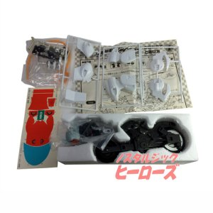 画像2: バンダイ/仮面ライダーSD 爆輪駆動 仮面ライダー1号「ネオハリケーン」