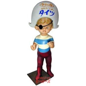 画像1: 福助/ストレッチタイツ 店頭用人形