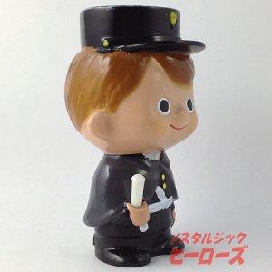 画像3: 富士銀行/ボクちゃん貯金箱 警察官