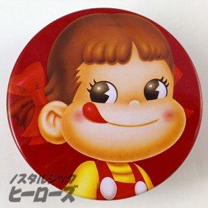 画像2: 不二家/ペコちゃん クッキー缶(青)