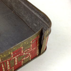 画像5: 戦前品「滋養乳菓カルケット」ブリキ缶