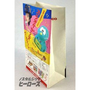 画像4: グリコ「ケーキ・ド・アイス」南野陽子 紙袋
