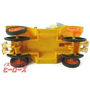 画像4: 旧イマイ/ゲゲゲの鬼太郎 妖怪自動車・初版 組立済みプラモデル