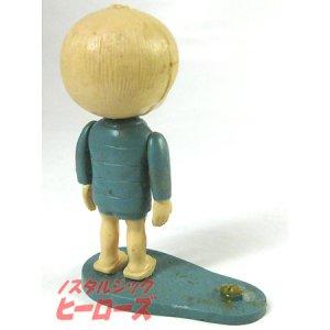 画像2: 旧イマイ/初版「ゲゲゲの鬼太郎」マスコットプラモデル 組立済み