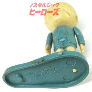 画像4: 旧イマイ/初版「ゲゲゲの鬼太郎」マスコットプラモデル 組立済み