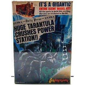画像1: Fun Dimensions/「Huge Tarantura・巨大グモ」プラモデル