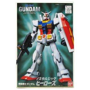 画像1: バンダイ/機動戦士ガンダム「RX-78-2 ガンダム」FG-01、FIRST GRADE 1/144スケールプラモデル