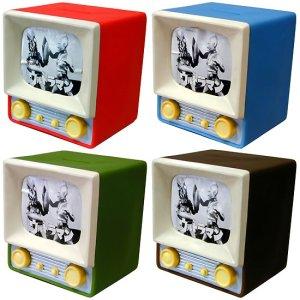 画像1: 懐かしテレビ貯金箱「ウルトラマン」